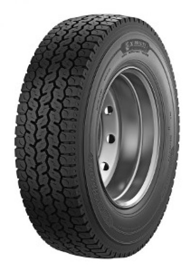 MICHELIN X MULTI D 225/75 R17,5 129/127M TL MS 3PMSF