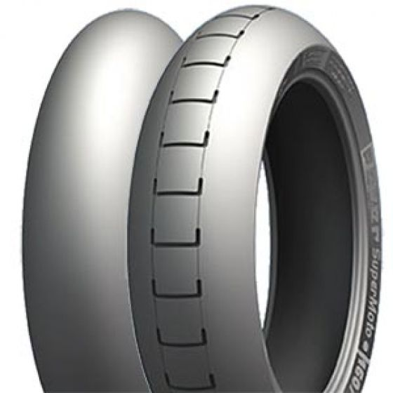 MICHELIN 120/80 R16 POWER SUPERMOTO RAIN NHS FTONT TL